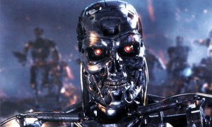 Scene from Terminator 3